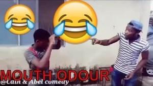 Video: MOUTH ODOR  | Latest 2018 Nigerian Comedy